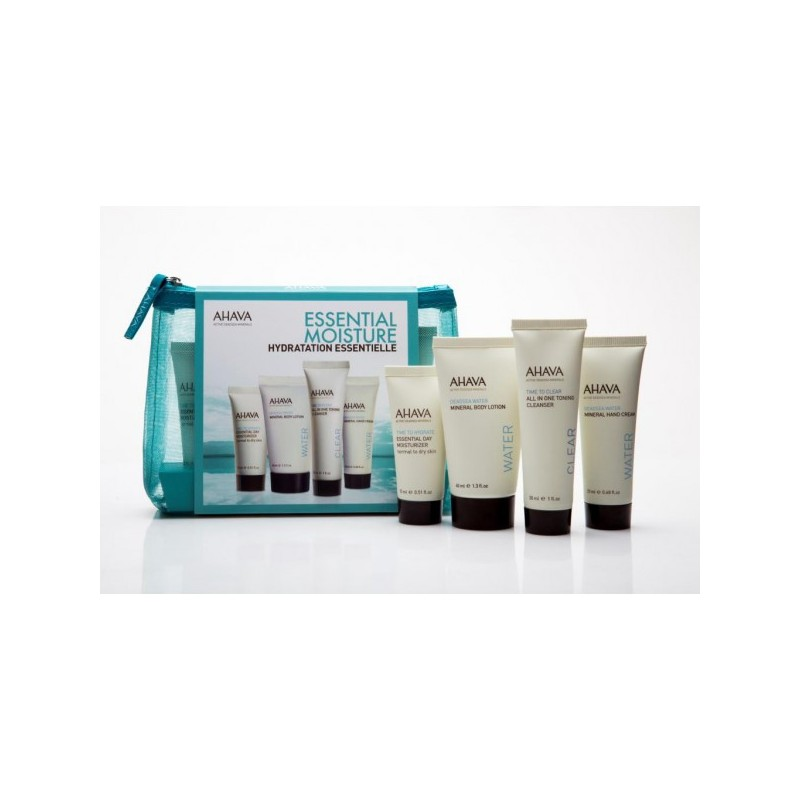 Kit Skin Solution - Hydratation AHAVA