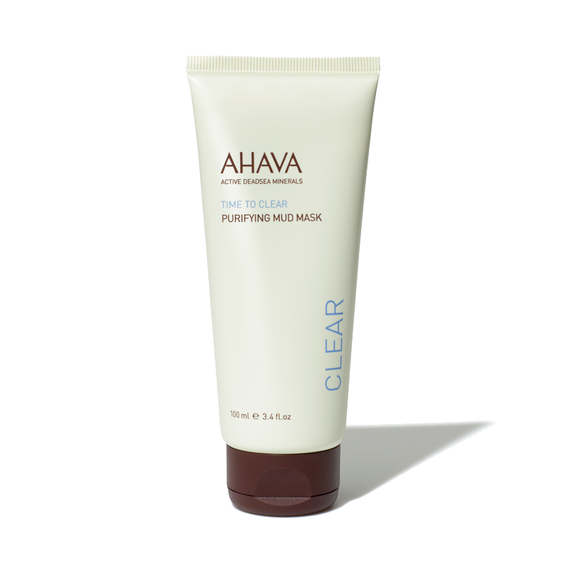 Masque de boue purifiant Ahava 100 ml