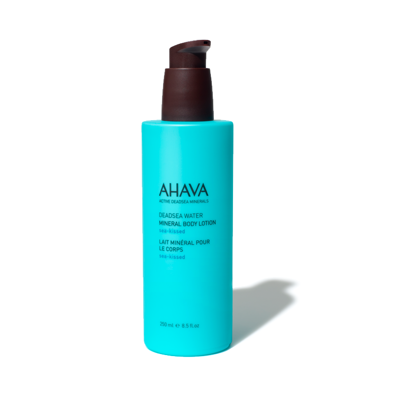 Lait minéral corps sea-kissed Ahava 250 ml