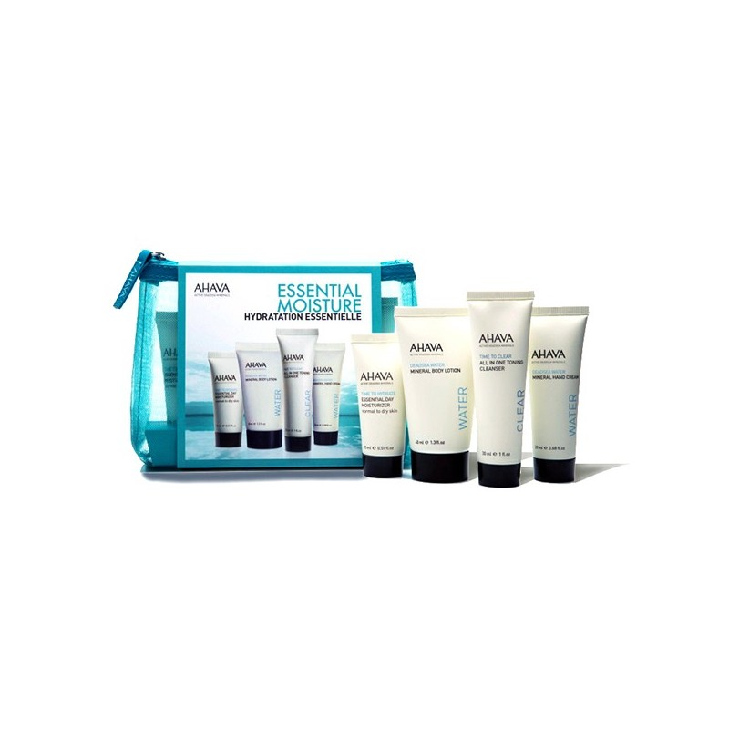 Kit Skin Solution Hydratation Ahava
