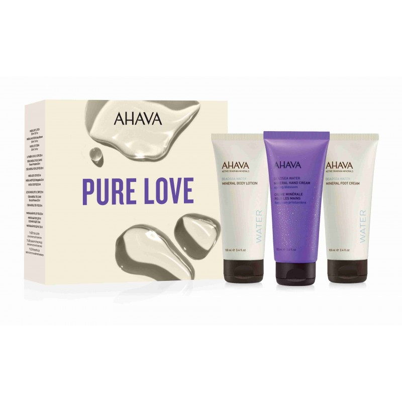 Kit pur love AHAVA