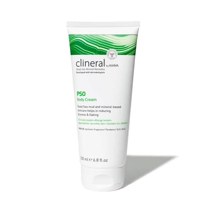 PSO Crème Corps Clineral 200 ml