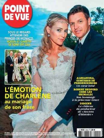 Couverture Presse Ahava Point de vue Septembre 2015